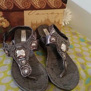 Gorgeous Vera Wang sandals